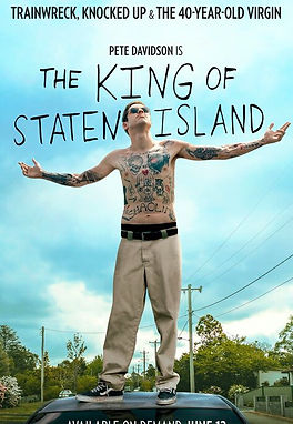 The King of Staten Island (2020) MOVIE REVIEW   crpWrites