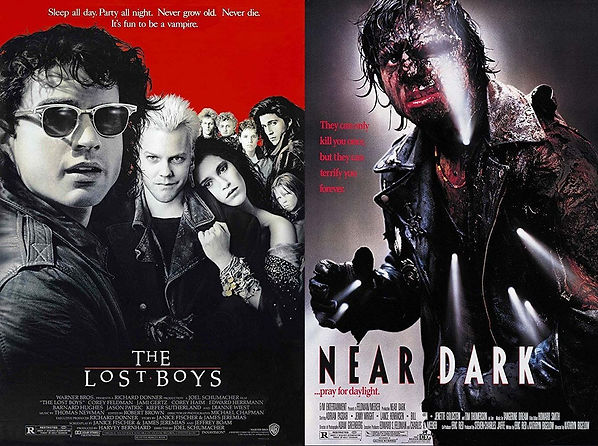 THE LOST BOYS vs NEAR DARK