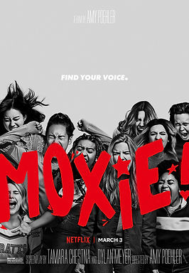 Moxie (2021) MOVIE REVIEW   CRPWrites