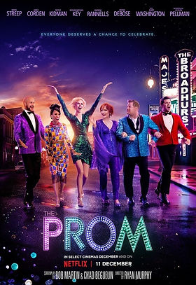 The Prom (2020) MOVIE REVIEW | CRPWrites