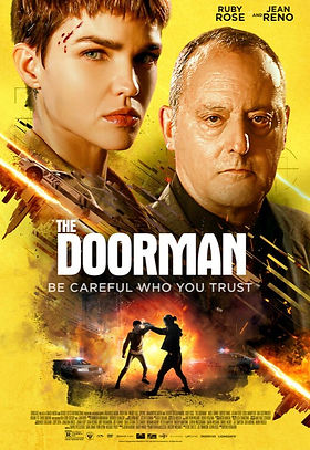 The Doorman (2020) MOVIE REVIEW | crpWrites