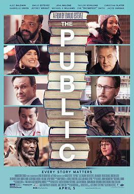 The Public (2020) MOVIE REVIEW | crpWrites