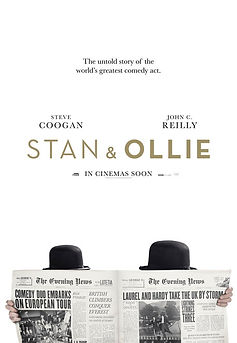 Stan & Ollie REVIEW   crpWrites