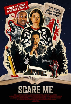 Scare Me (2020) MOVIE REVIEW   crpWrites