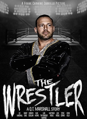 The Wrestler: A Q.T. Marshall Story(2020) Documentary REVIEW | crpWrites