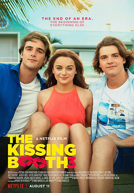 The Kissing Booth 3 (2021) MOVIE REVIEW   CRPWrites