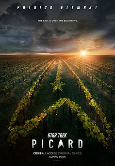 Picard (CBS ALL ACCESS) REVIEW | crpWrites