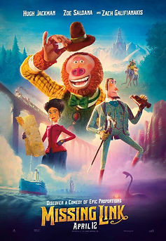 Missing Link REVIEW   crpWrites
