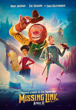 Missing Link REVIEW | crpWrites