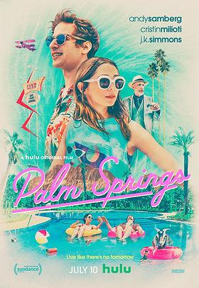 Palm Springs (2020) MOVIE REVIEW | crpWrites