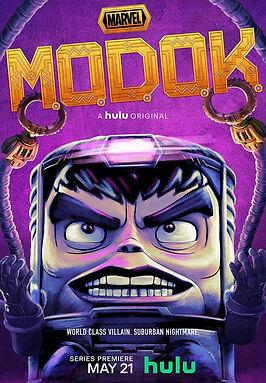 TV Review: 'M.O.D.O.K.'   Season One