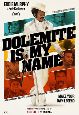 Dolemite is my Name (NETFLIX) REVIEW | crpWrites