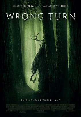 Wrong Turn (2021) MOVIE REVIEW | CRPWrites