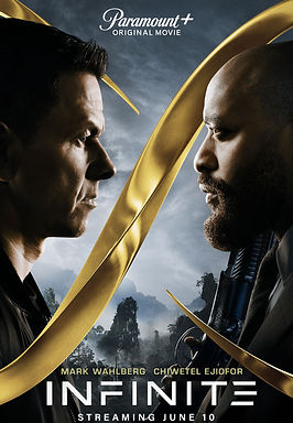 Infinite (2021) MOVIE REVIEW | CRPWrites