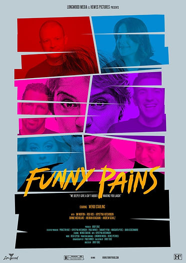 Funny Pains (2020) Documentary REVIEW | crpWrites