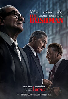 The Irishman (Netflix) REVIEW | crpWrites