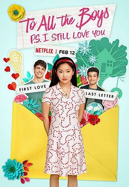 To All The Boys: P.S. I Still Love You REVIEW | crpWrites