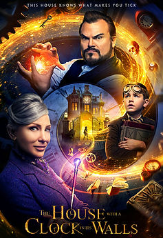"""REVIEW: """"The House with a Clock in its Walls"""" 