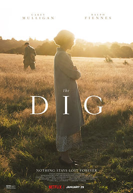 The Dig (2021) MOVIE REVIEW   CRPWrites