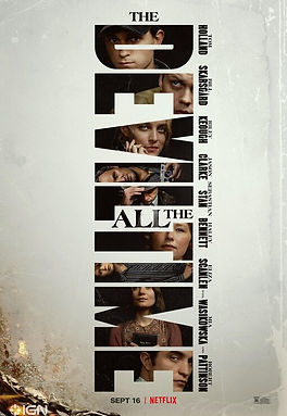 The Devil All The Time (2020) MOVIE REVIEW | crpWrites