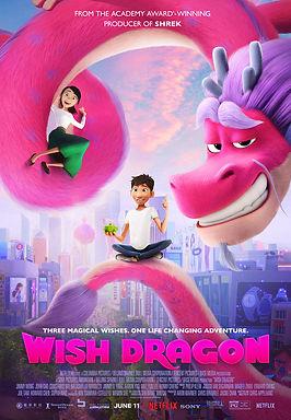 Wish Dragon (2021) MOVIE REVIEW | CRPWrites