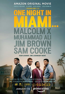 One Night In Miami (2020) MOVIE REVIEW   CRPWrites