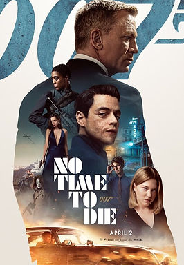 No Time to Die (2021) MOVIE REVIEW   CRPWrites