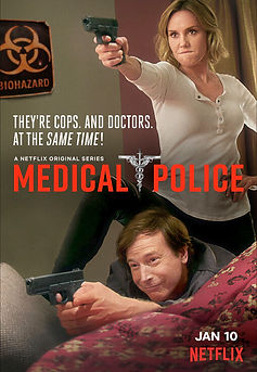 Medical Police REVIEW | crpWrites