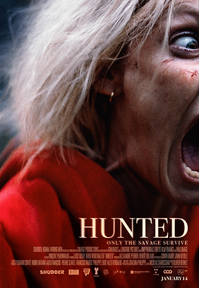 Hunted (2020) MOVIE REVIEW | CRPWrites