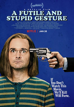 """REVIEW: """"A Futile and Stupid Gesture"""" 