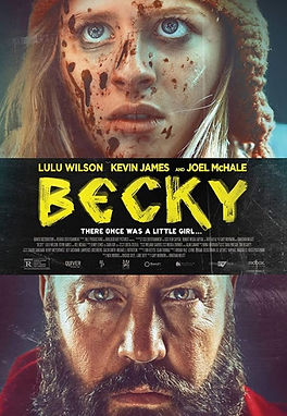 Becky (2020) MOVIE REVIEW | crpWrites