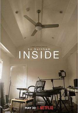 Inside (2021) MOVIE REVIEW   CRPWrites