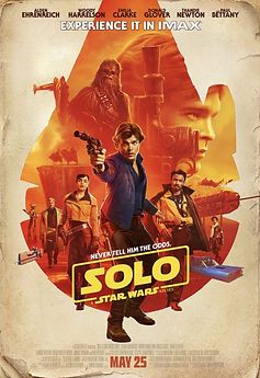 """REVEW: """"Solo: A Star Wars Story"""" 