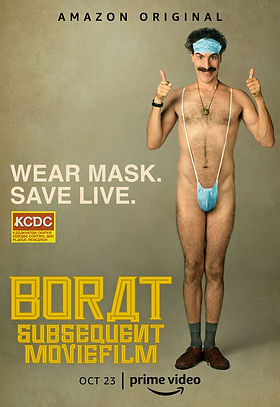 Borat Subsequent Moviefilm (2020) MOVIE REVIEW | crpWrites