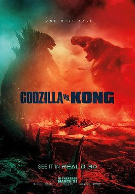 Movie Review: Godzilla vs Kong | CRPWrites