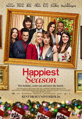 Happiest Season (2020) MOVIE REVIEW | crpWrites