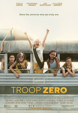 Troop Zero REVIEW   crpWrites