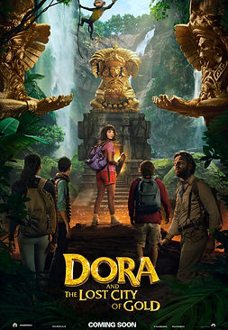 Dora and the Lost City of Gold REVIEW | crpWrites