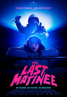 The Last Matinee (2021) MOVIE REVIEW   CRPWrites