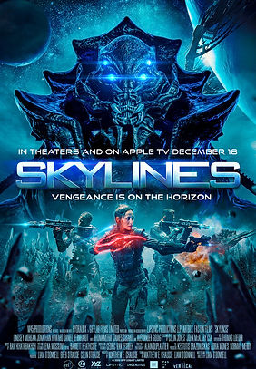 Skylines (2020) MOVIE REVIEW | CRPWrites