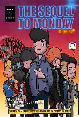 TUESDAY GRAPHIC NOVEL REVIEW
