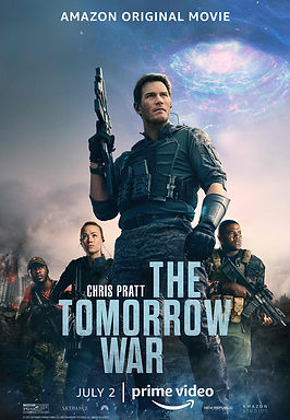 The Tomorrow War (2021) MOVIE REVIEW   CRPWrites