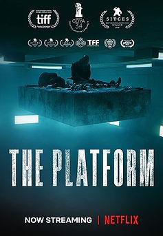 The Platform (2020) REVIEW | crpWrites