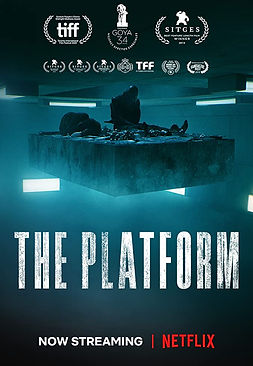 The Platform (2020) REVIEW | crpWrites