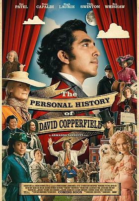 Personal History of David Copperfield (2020) MOVIE REVIEW | crpWrites
