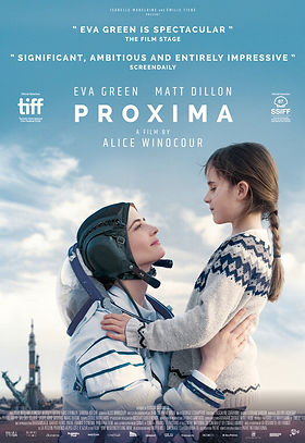 Proxima (2020) MOVIE REVIEW | crpWrites