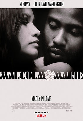 Malcolm & Marie (2021) MOVIE REVIEW | CRPWrites