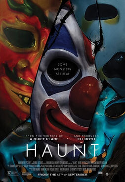 Haunt REVIEW | crpWrites