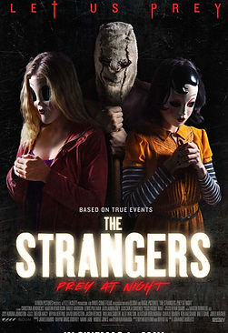 "REVEW: ""The Strangers: Prey at Night"" 