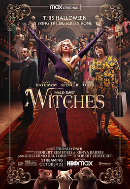 The Witches (2020) MOVIE REVIEW | crpWrites